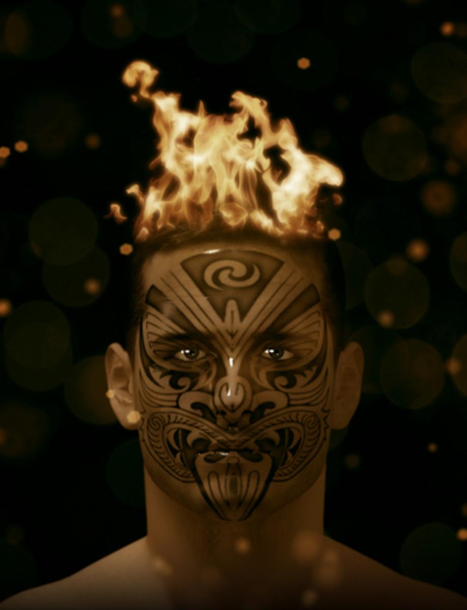 Maori Face Tattoo Designs Women: Maori Tattoo Designs - Think Before You Ink