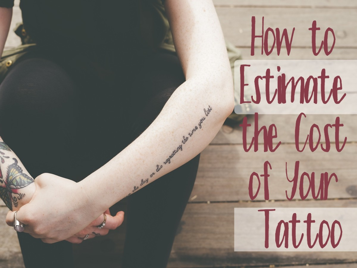 Learn about the factors that influence the price of a tattoo, like placement, original art, and size.