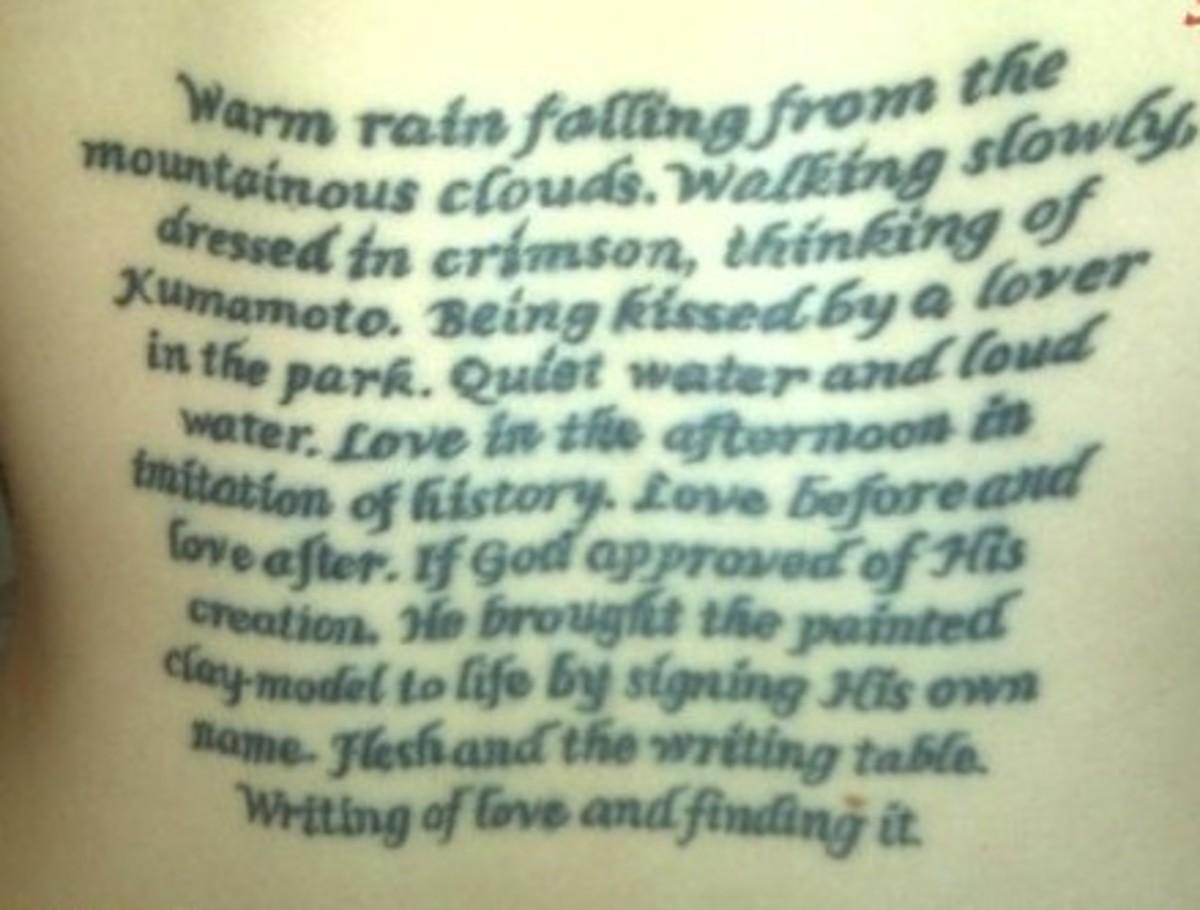 idei-dlya-tatuirovok - Татуировка идеи: цитаты о любви -  - фото
