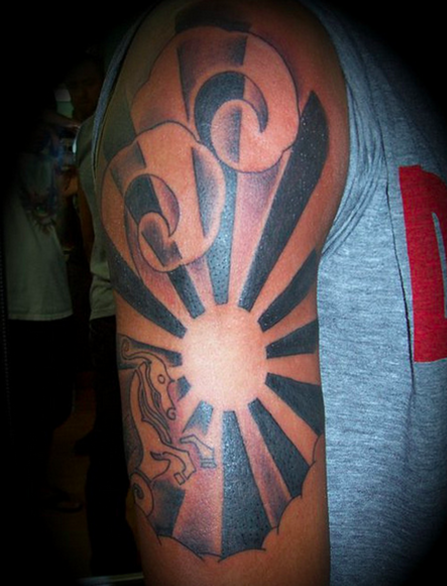 Sun Tattoos Meanings Pictures Designs And Ideas Tatring