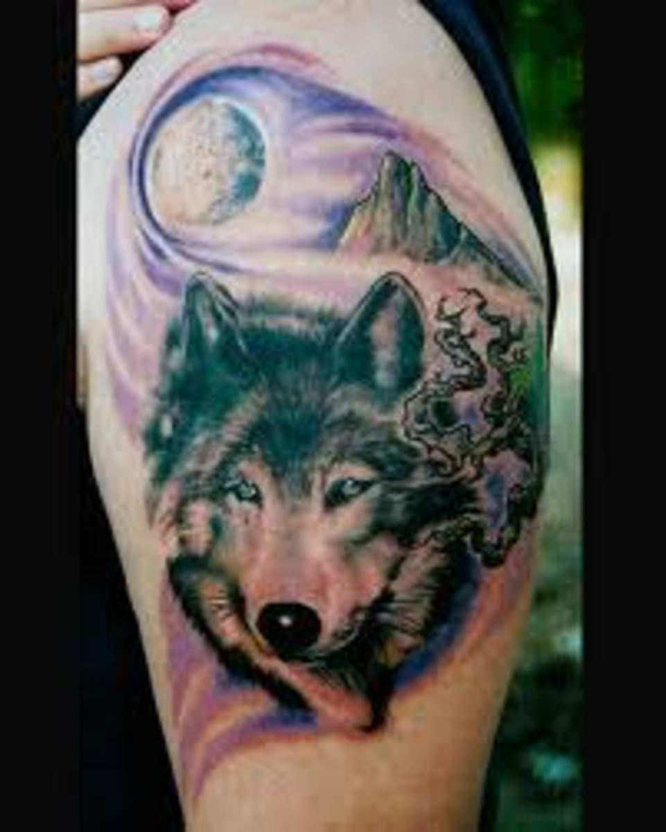 Wolf tattoos and meanings wolf tattoo designs and ideas
