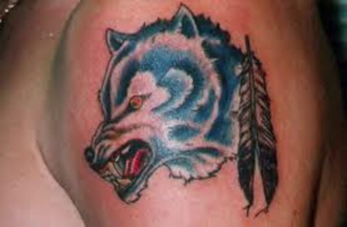 idei-dlya-tatuirovok - Татуировки волк: проекты, идеи и смыслы -  - фото