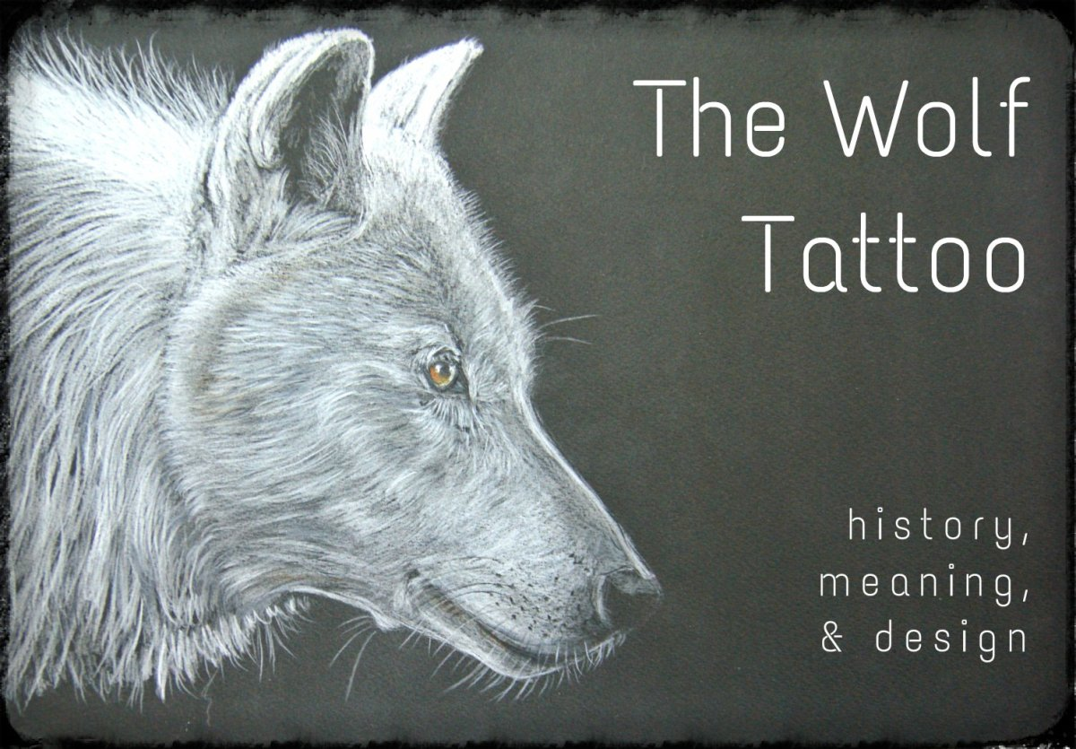 b33b827714b84 Wolf Tattoos: Designs, Ideas, and Meanings | TatRing