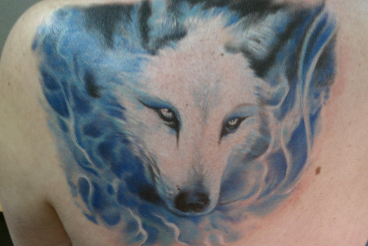 628b61410 The History, Meaning, and Associations of the Wolf Tattoo