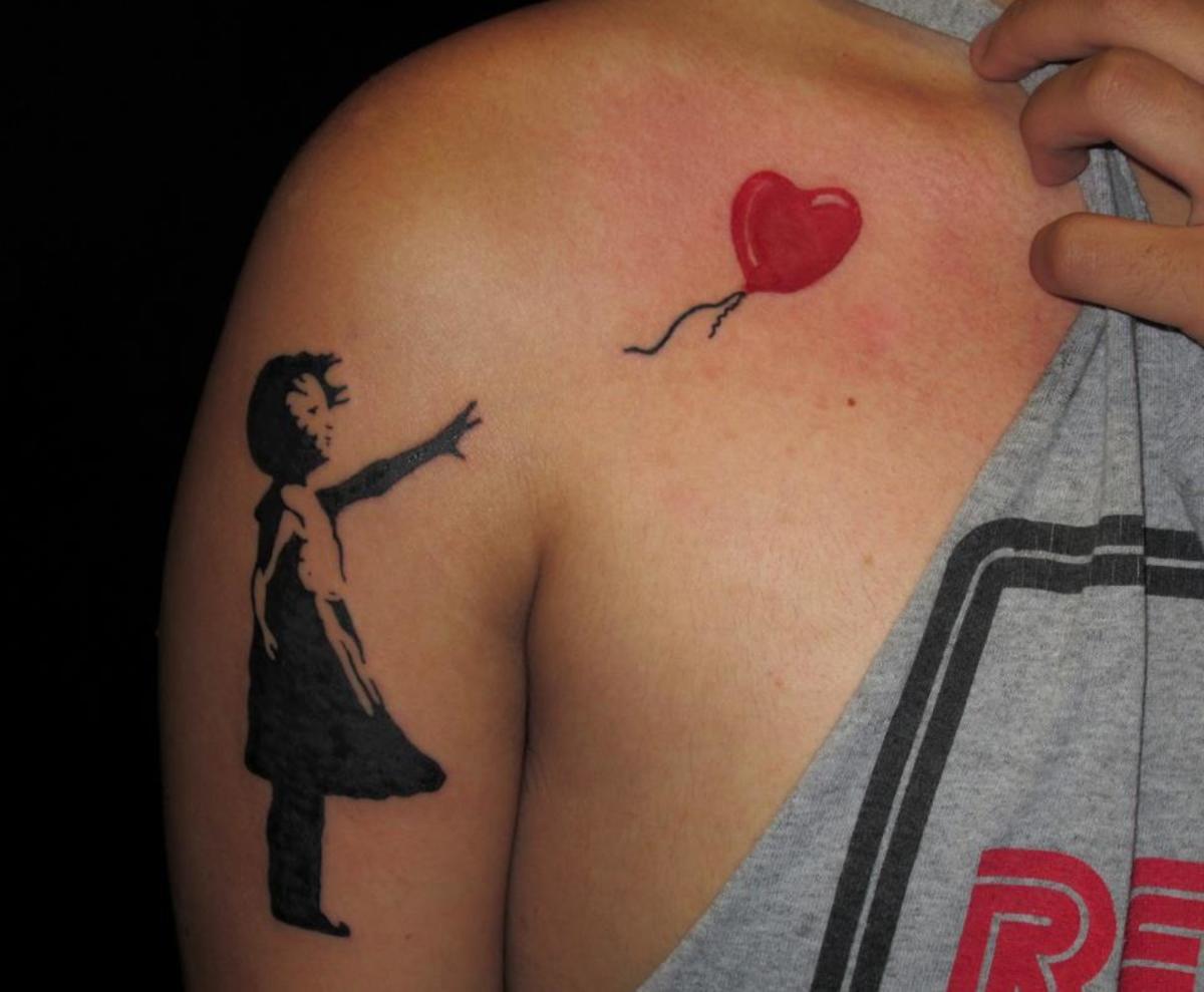 idei-dlya-tatuirovok - Идеи Эмо Татуировки: Звезды, Сердца, И Многое Другое -  - фото