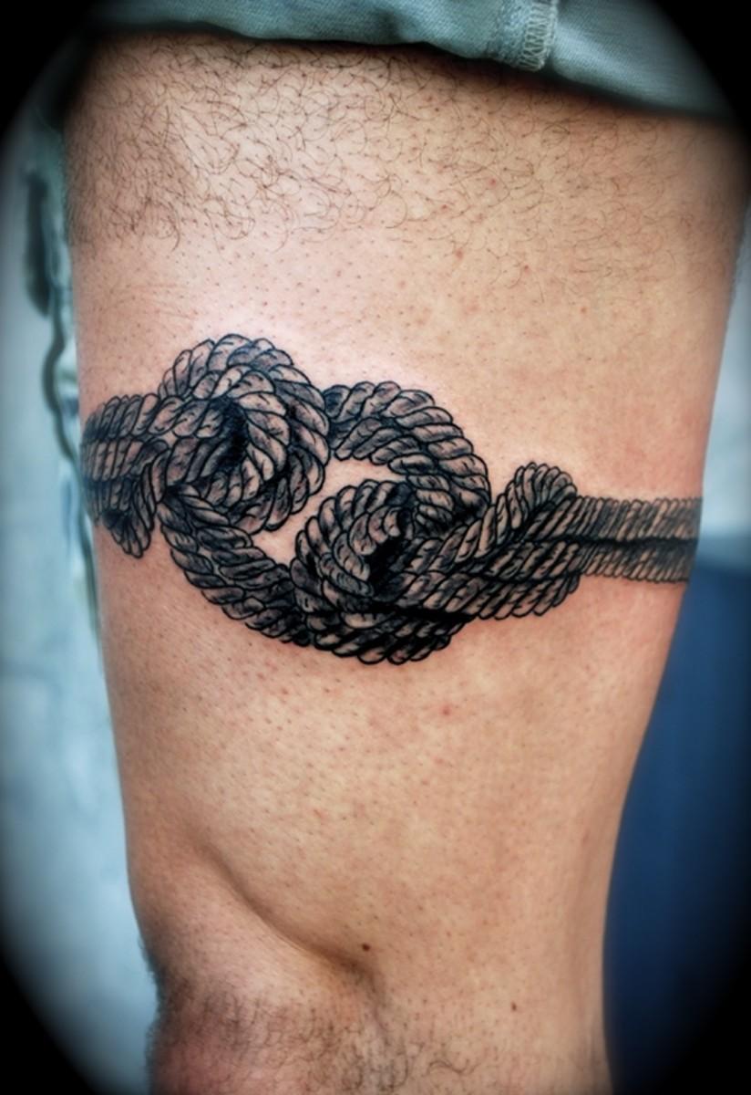 Rope Tattoo Designs