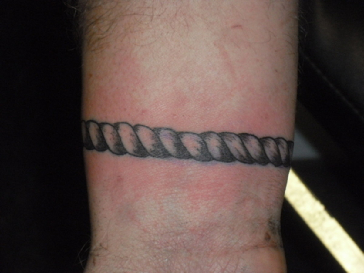 Rope Tattoo Designs