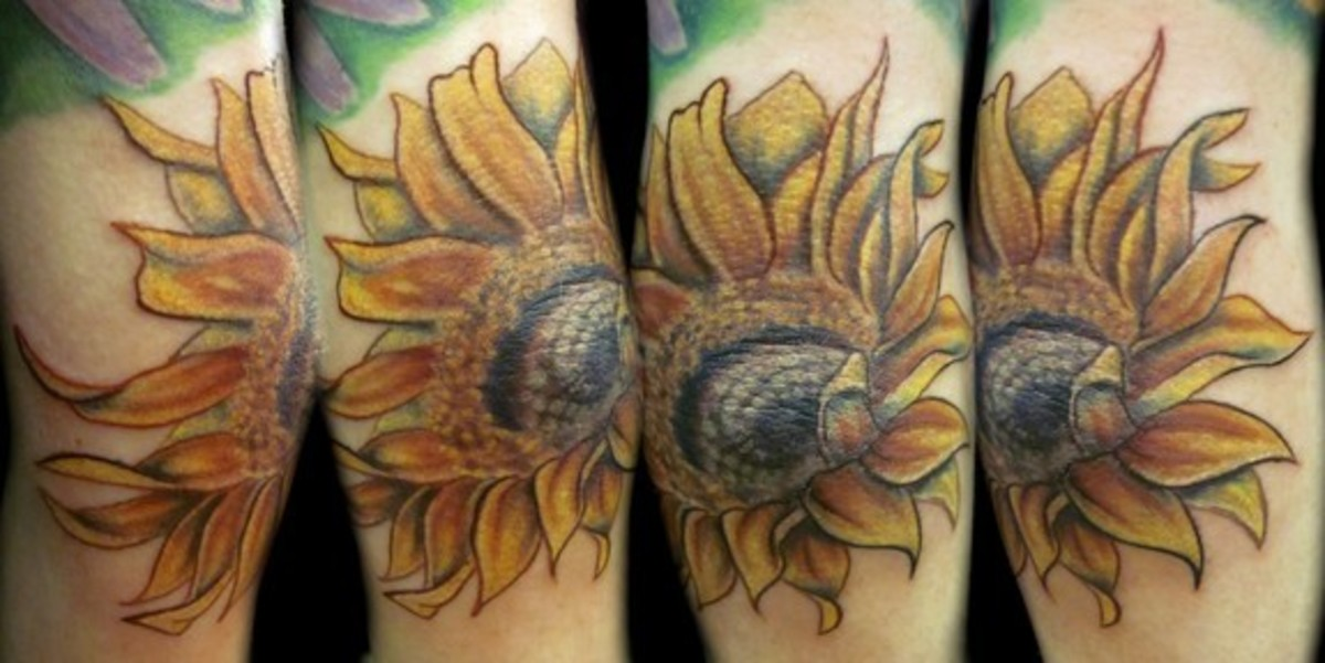 tatu-na-tele - Татуировки на локтях -  - фото