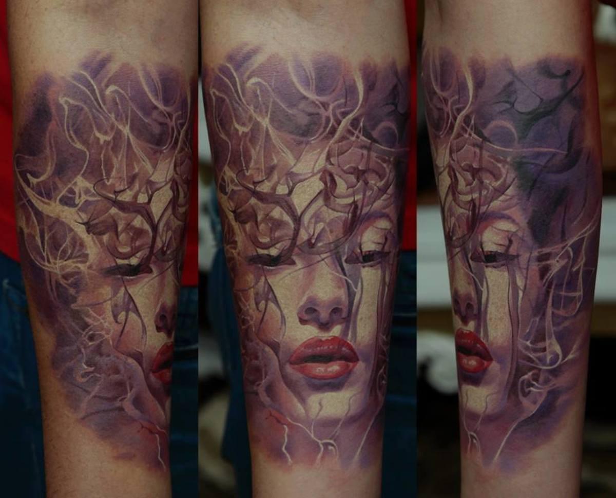 Тату салон tattoo art