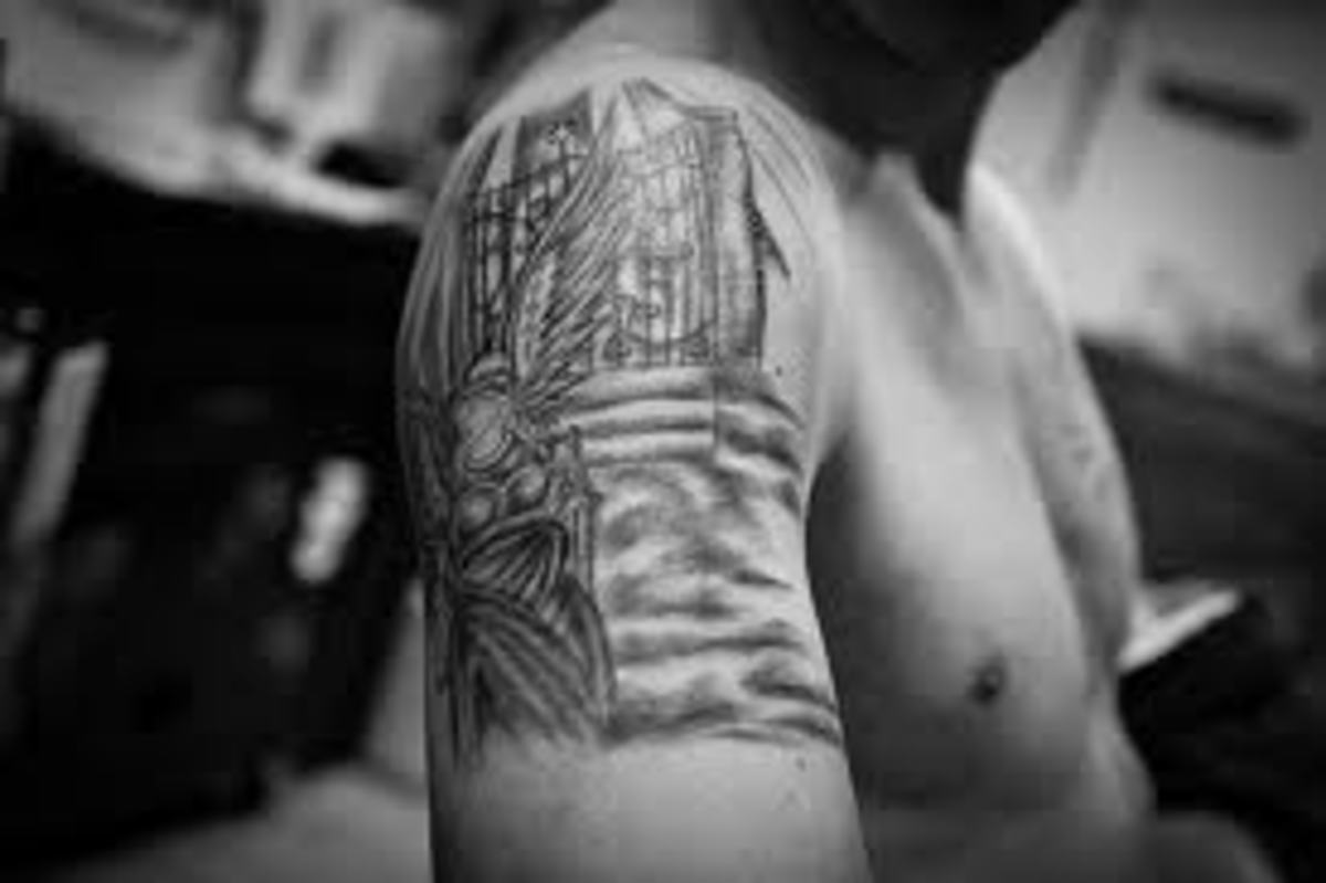 Gates Of Heaven Tattoo Designs And Meanings Tatring