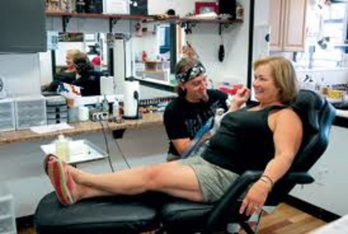 Sterilization Procedures in Tattooing