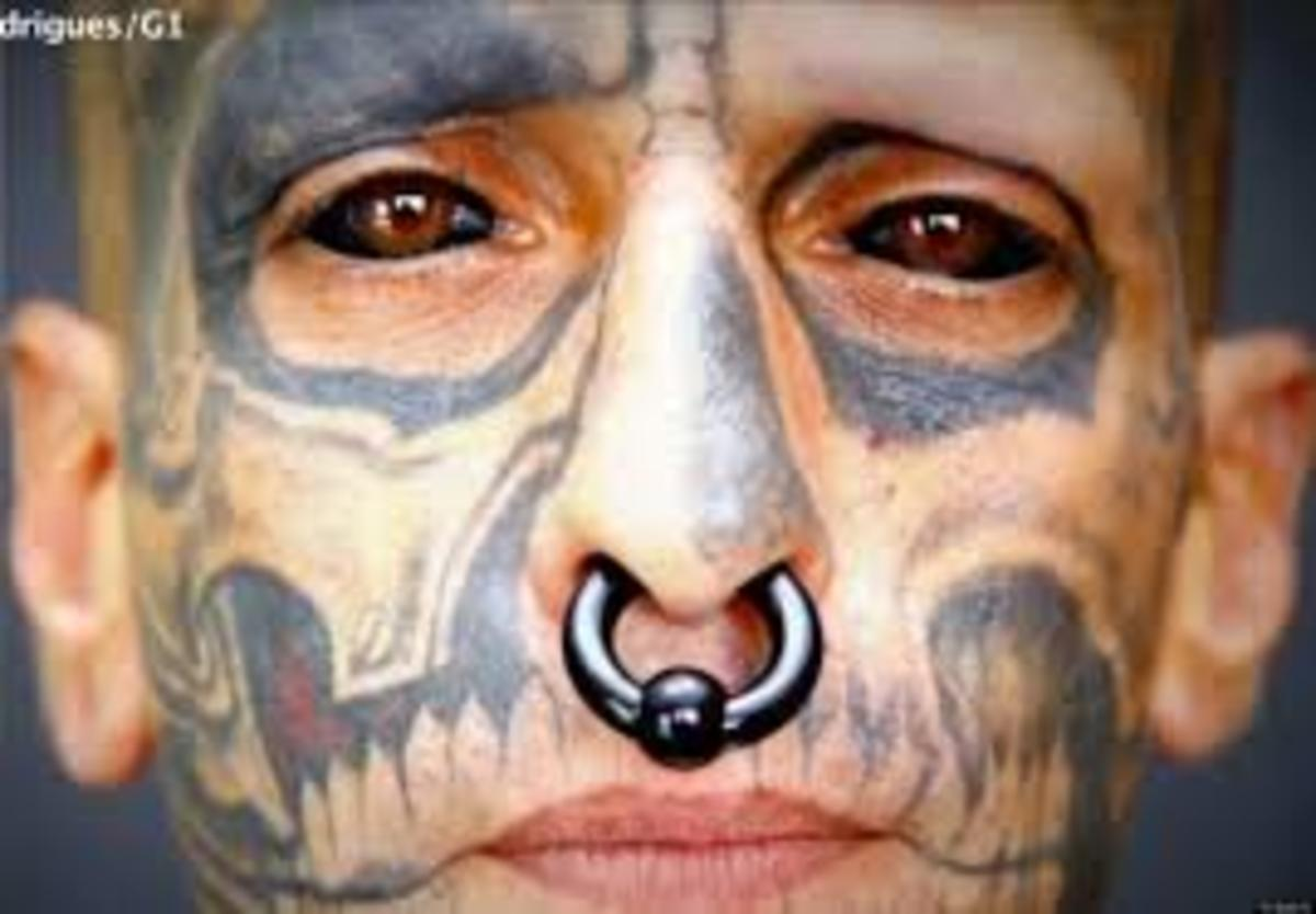 5 Insane Places On the Body to Get Tattooed
