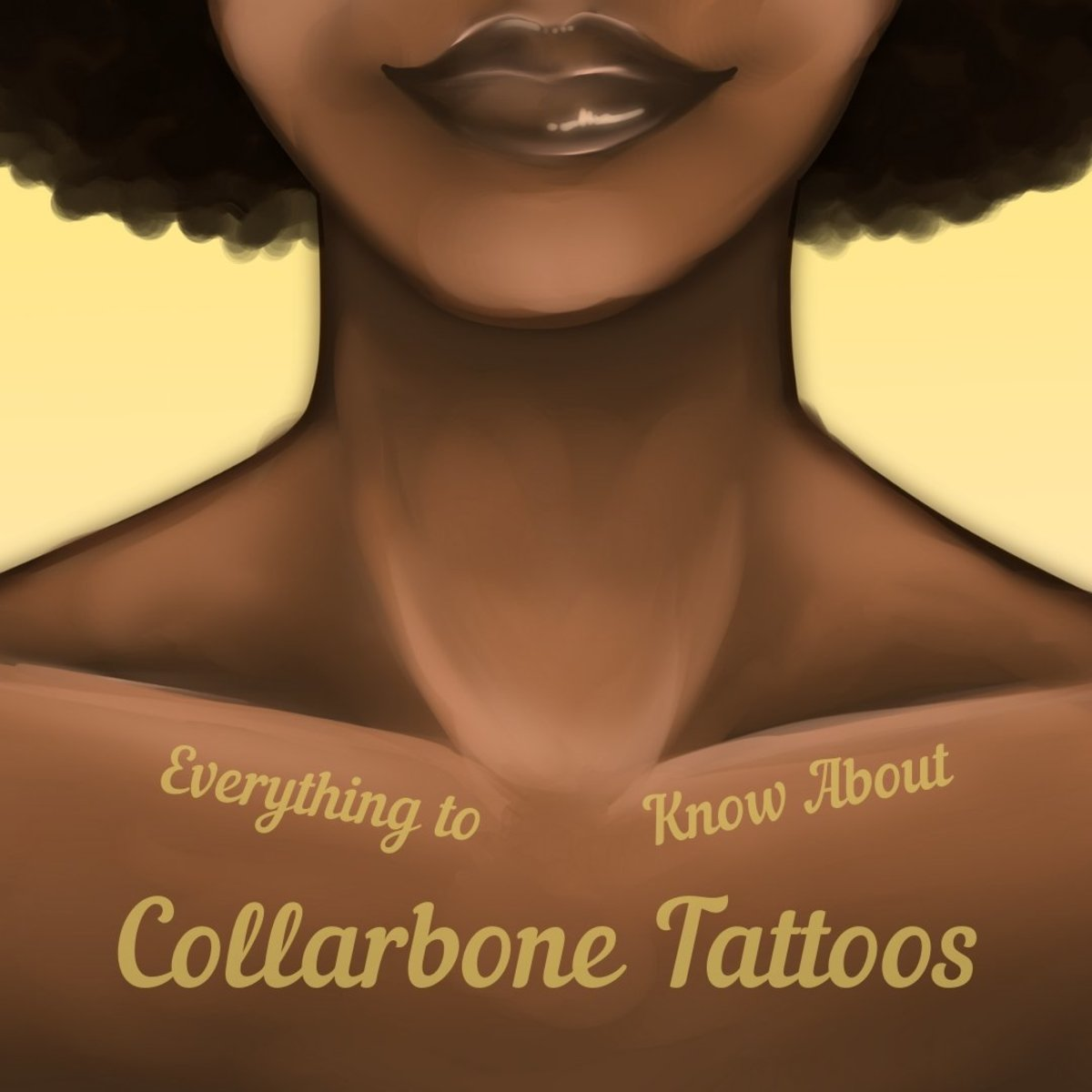 2297556a2e Interested in getting a collarbone tattoo but not sure what to expect? Read  on to