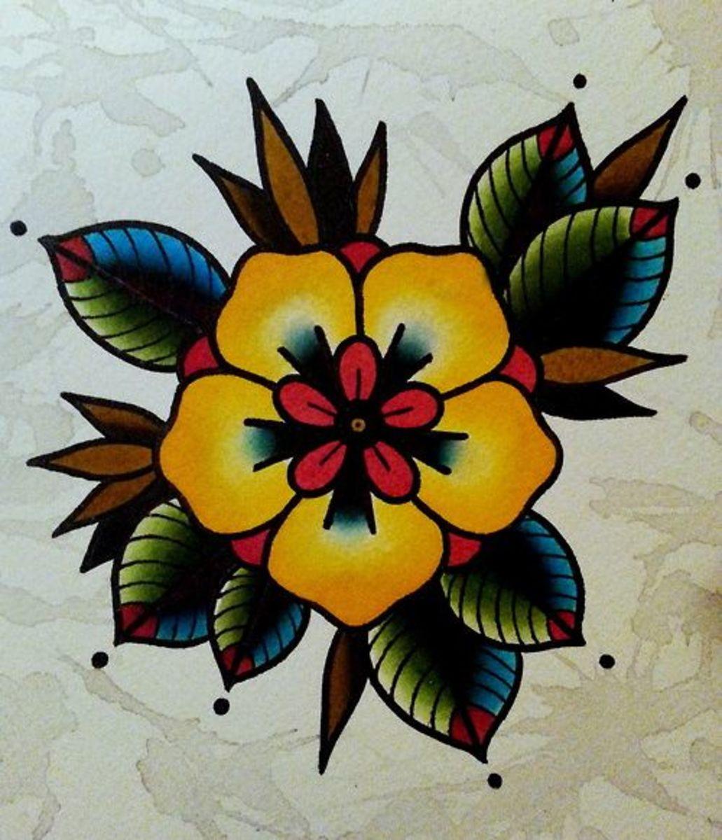 Flower Tattoo Ideas Tatring