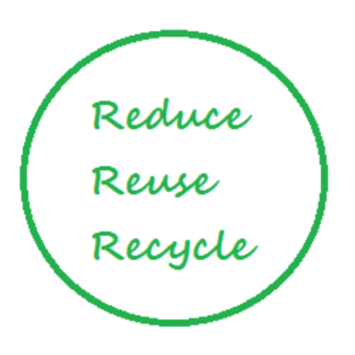 Reuse It All - Zero Waste