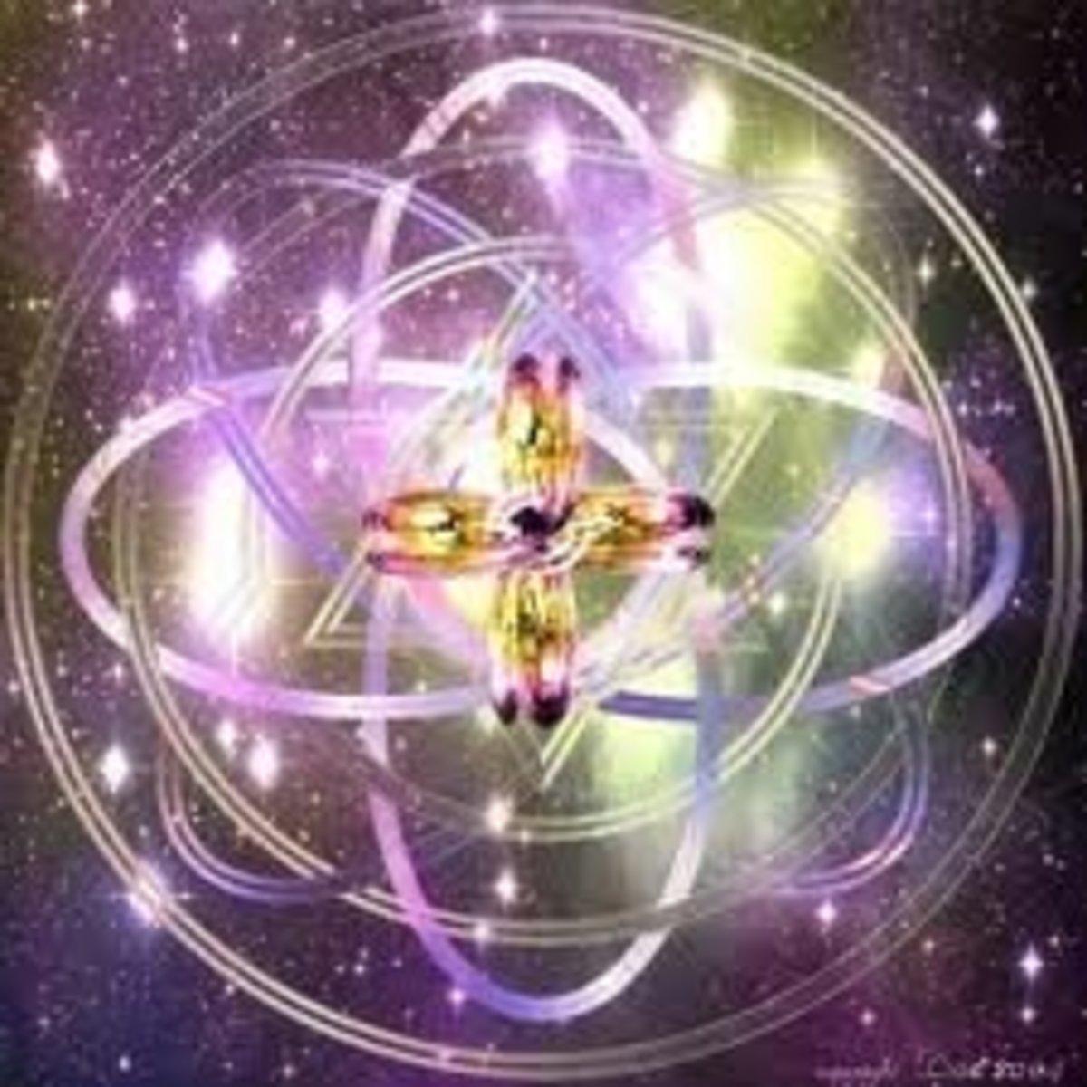 Adventures in Sacred Geometry