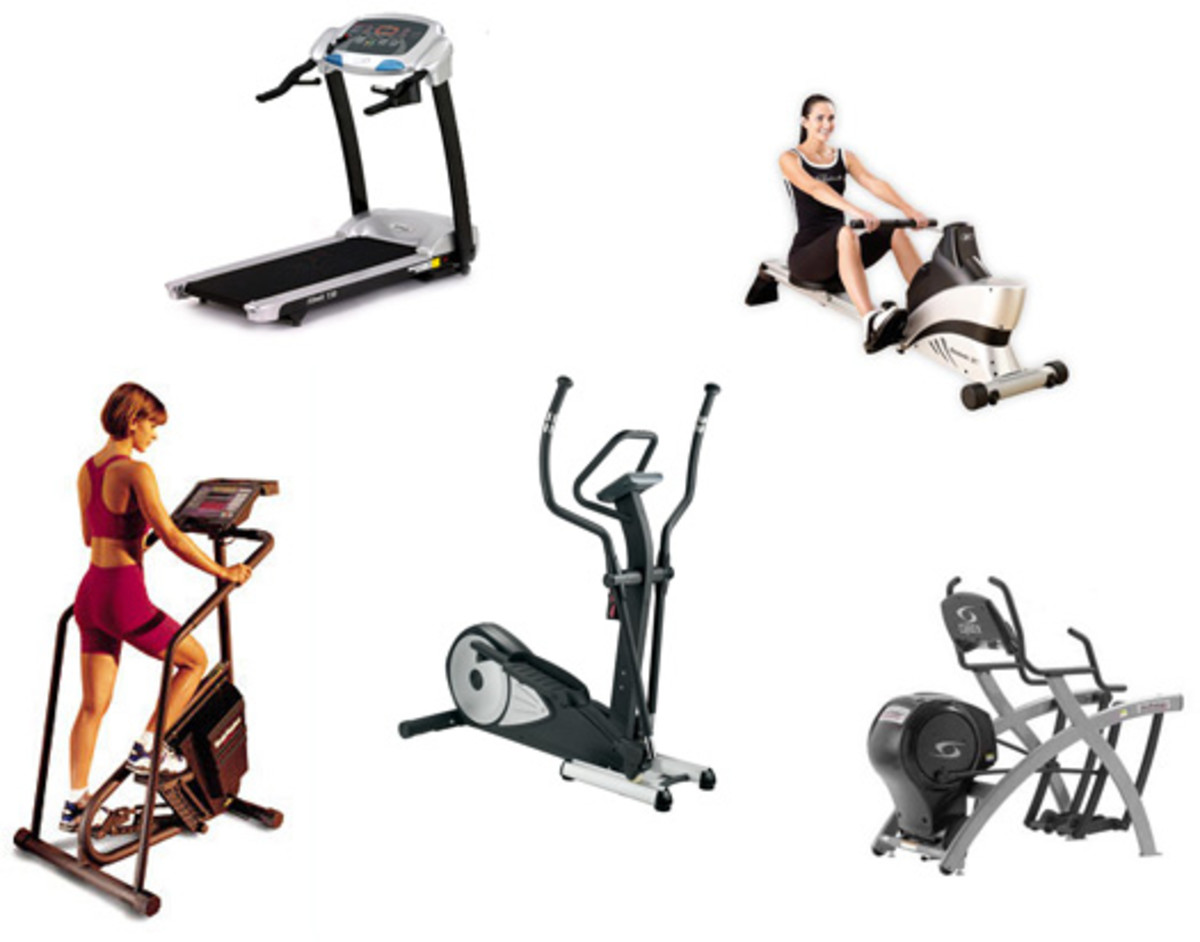 Best Cardio Machines for Exercise Weight Loss