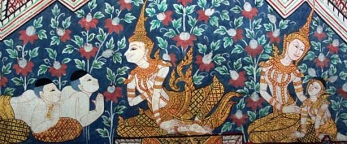 Tales From The Jātaka - The Hare's Self-Sacrifice