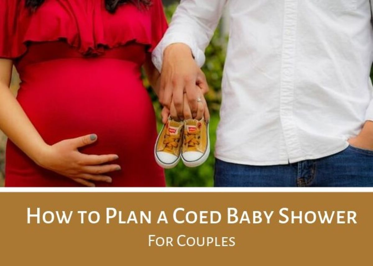 How to Plan a Co-ed or Couples Baby Shower
