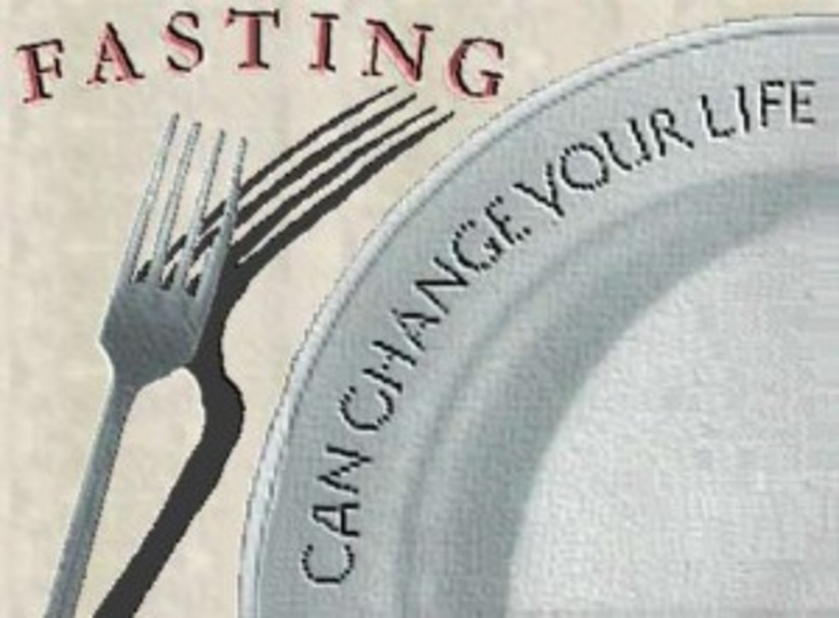 Picture from Fasting for Weight Loss article.