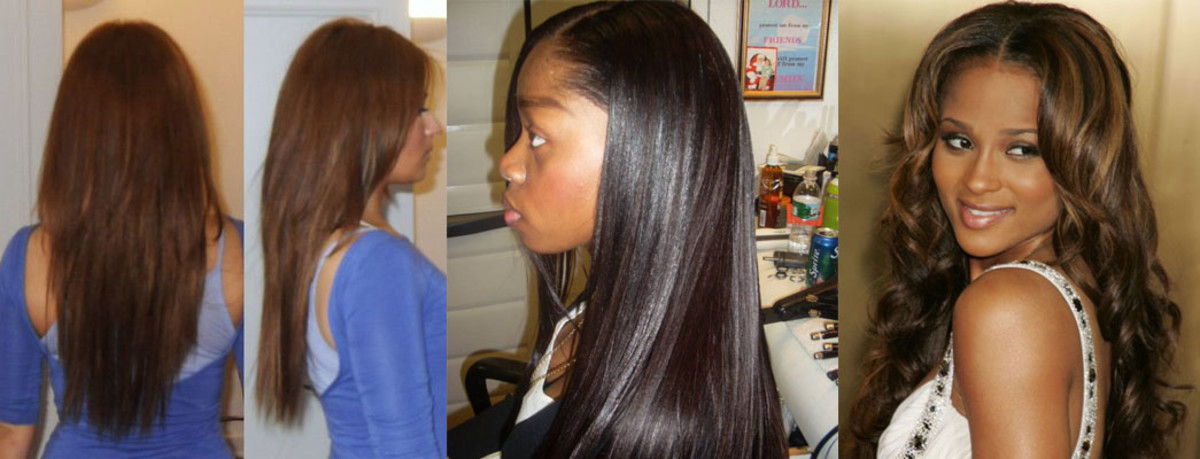 A newbies guide to hair extensions bellatory if you have never had hair extensions before and you want to install them yourself it is wise to get them done in a salon the first time that way you solutioingenieria Image collections