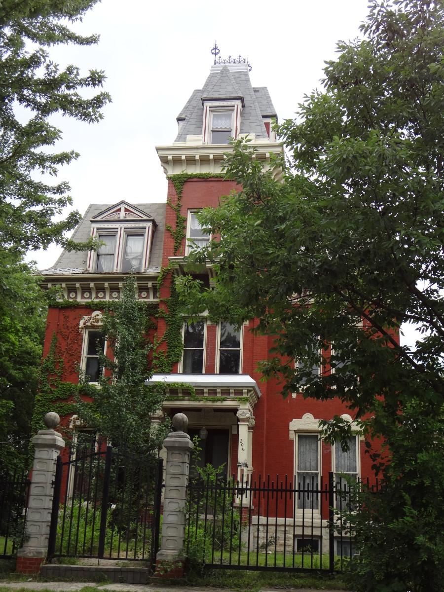 Hiram B. Scutt Mansion