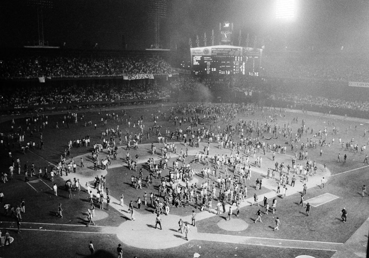 Disco Demolition Night Rocks Chicago