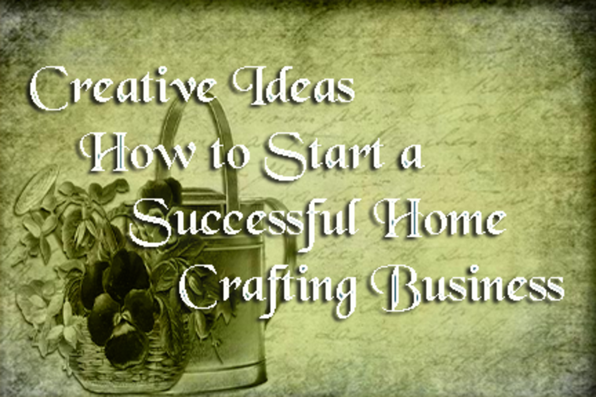 How to Start a Successful Home Craft Business | Sell Your Crafts