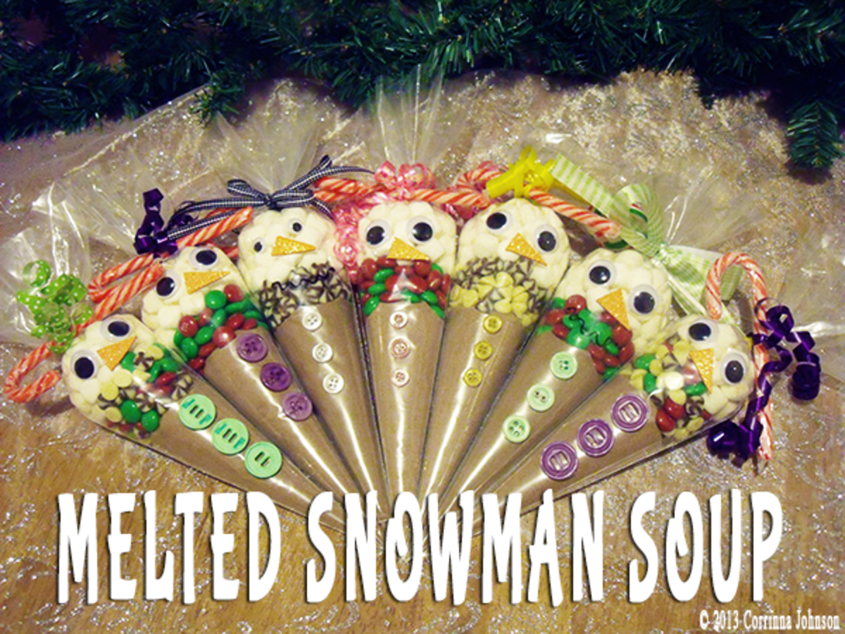 Melted Snowman Soup