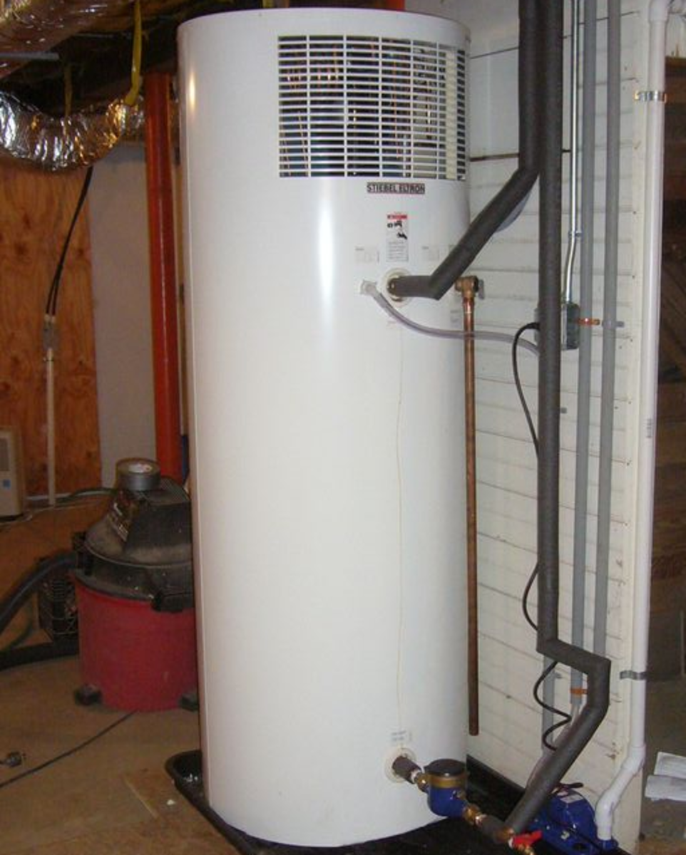 Best Heat Pump Water Heaters 2015