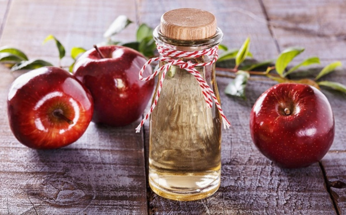 Best Toner for Oily Skin ~ Prevent Acne & Control Oil with Apple Cider Vinegar