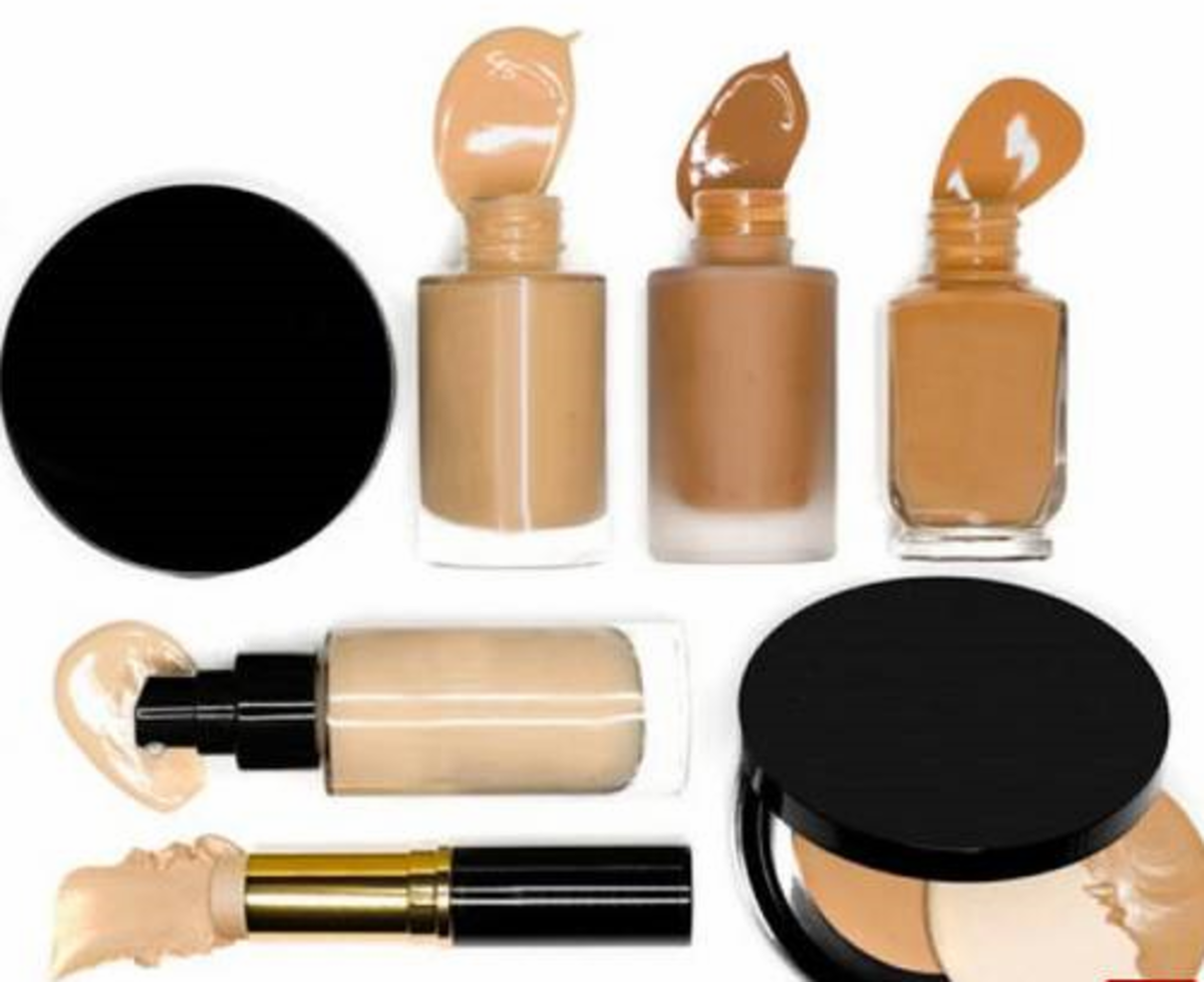 The Best Option: Water Based Foundation for Oily Skin and Acne Prone Skin