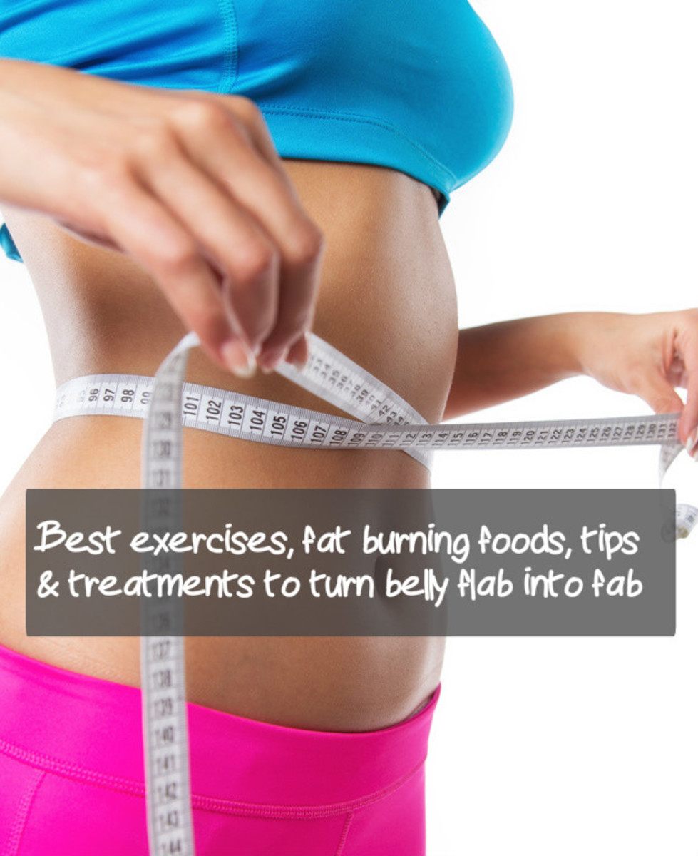 How to Lose Stubborn Belly Fat Naturally