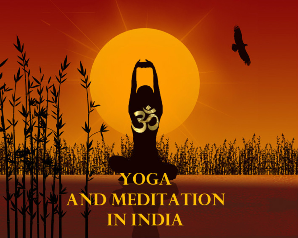 Image result for yoga and meditation india