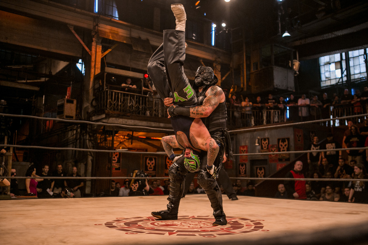 Lucha Underground: Whatever Happened to the Promotion of Tomorrow?