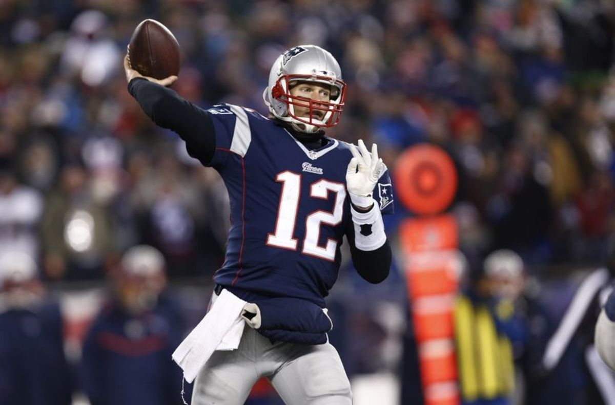 Why Tom Brady Is Not the GOAT