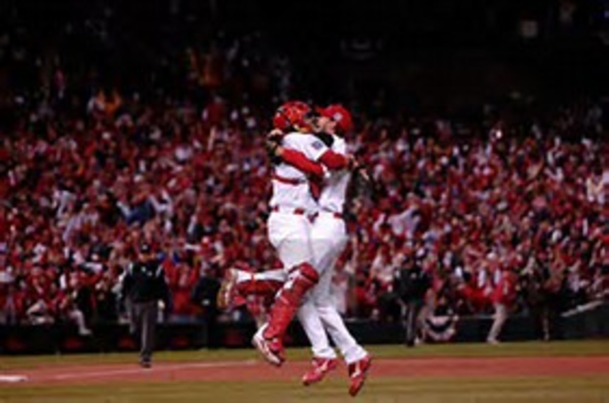 Adam Wainwright and Yadier Molina: St. Louis Cardinal Royalty