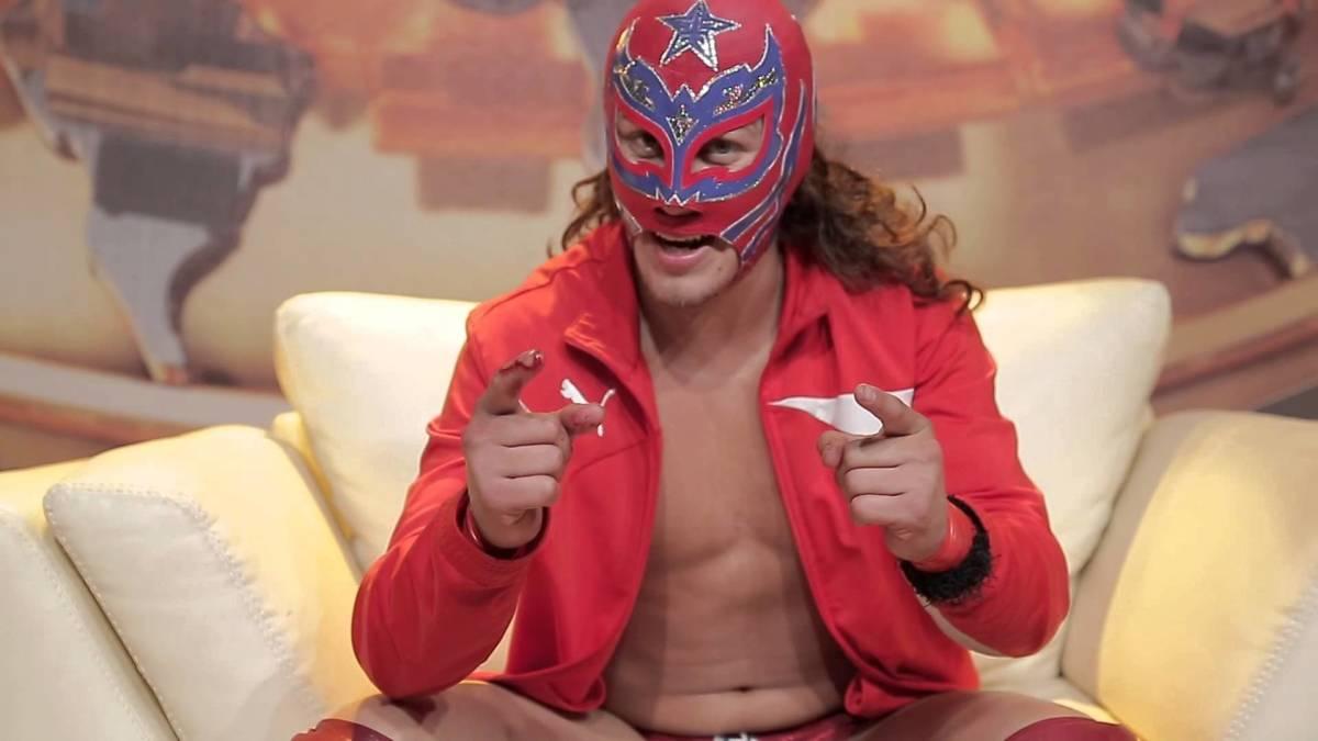 Lucha Tributes: Star Jr.