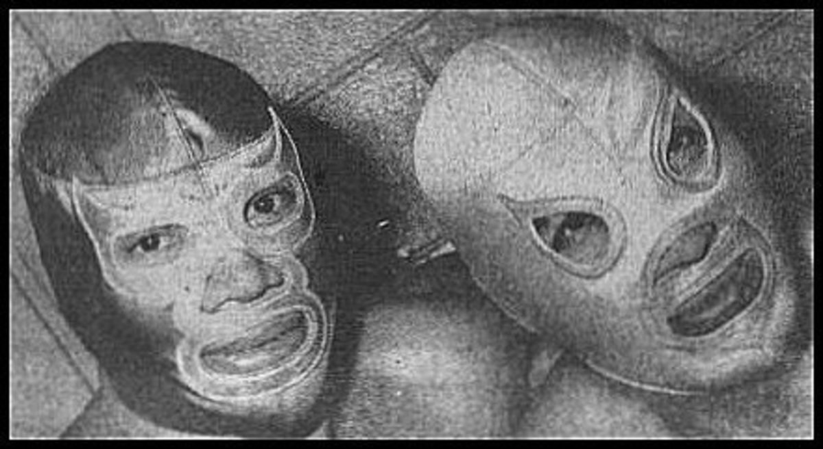 The History of Consejo Mundial de Lucha Libre (1950-1959)