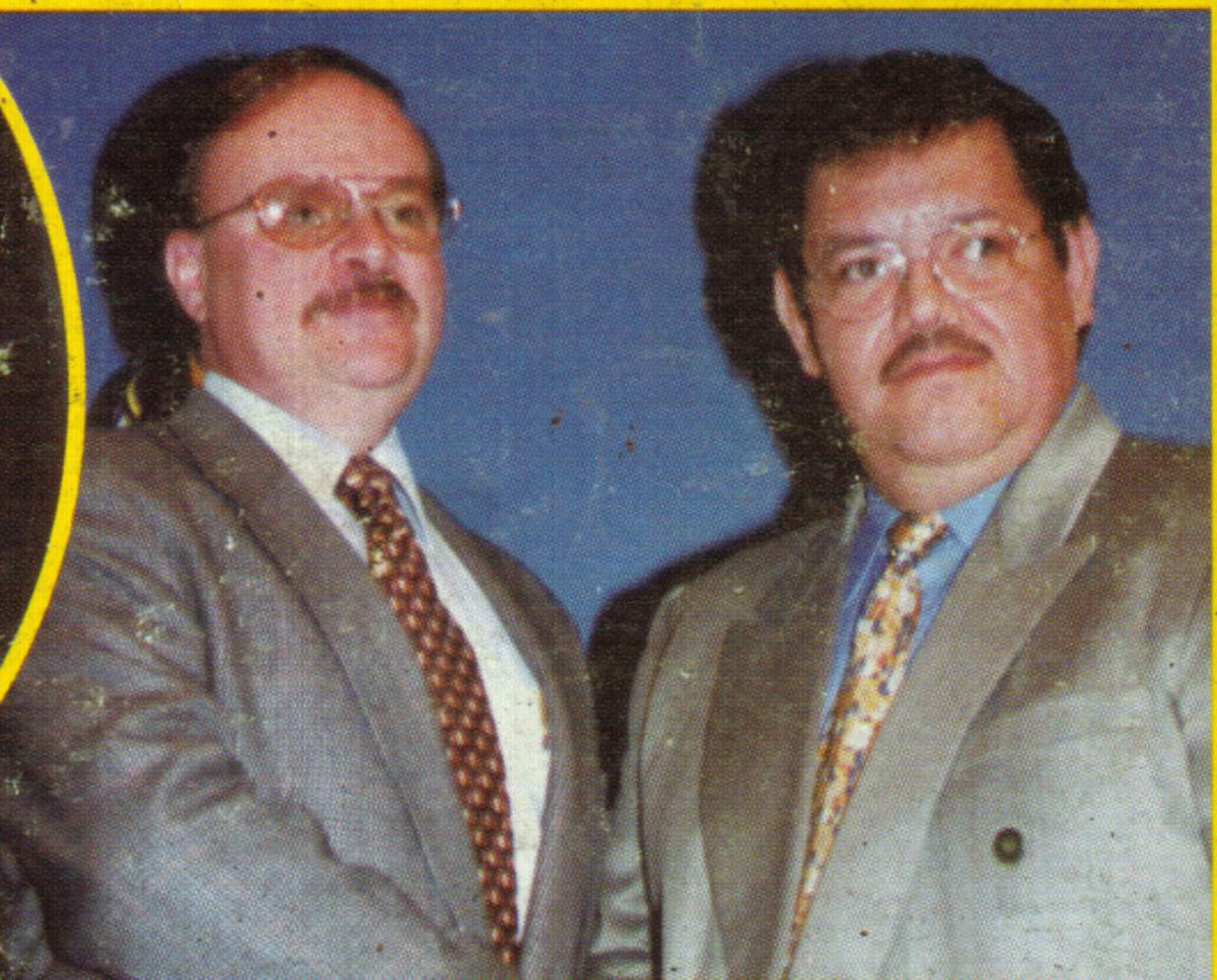 The History of Consejo Mundial de Lucha Libre (1980-1999)