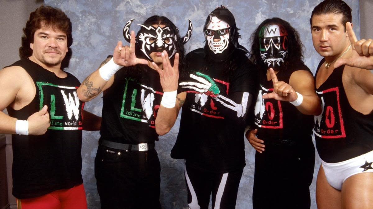 The Best of WCW Lucha Libre! (Part 1)