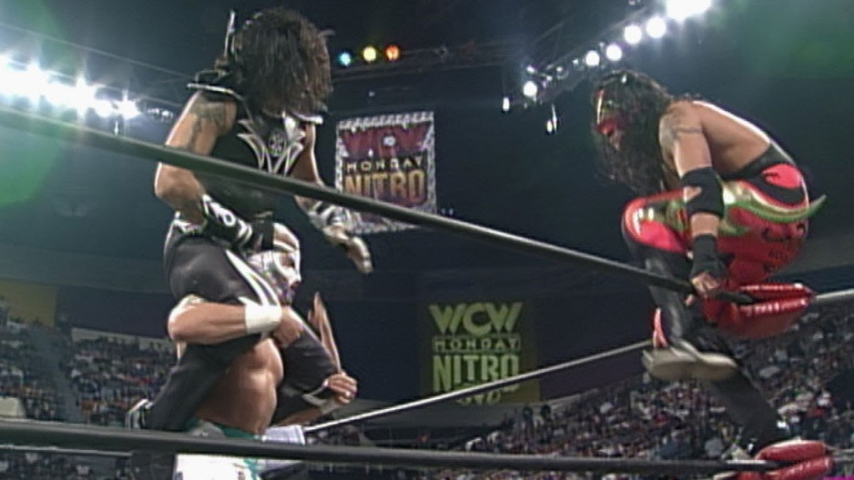 The Best of WCW Lucha Libre! (Part 3)