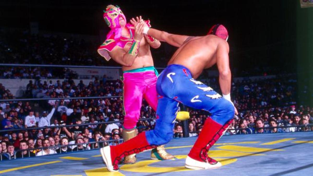 The Best of WCW Lucha Libre! (Part 4)