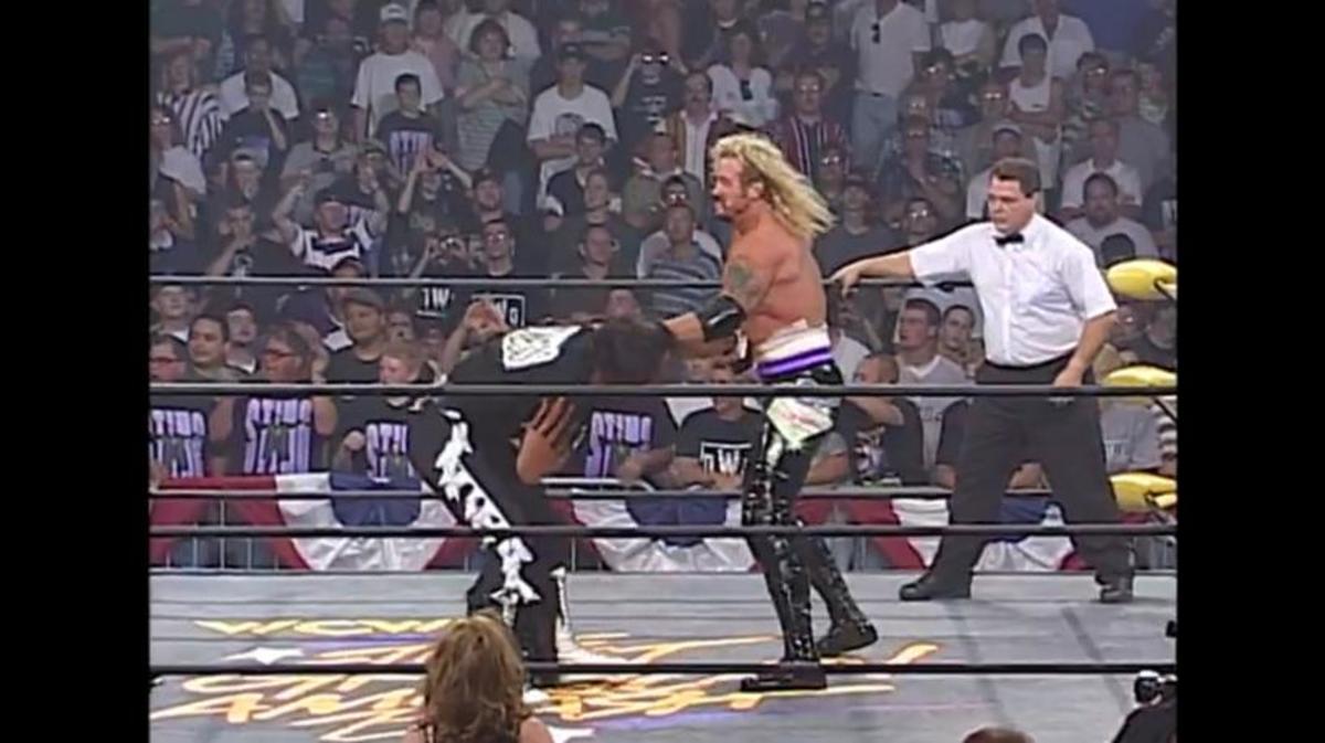 Cult's Excellent WCW Adventure: Randy Savage vs. Diamond Dallas Page (Part 2)
