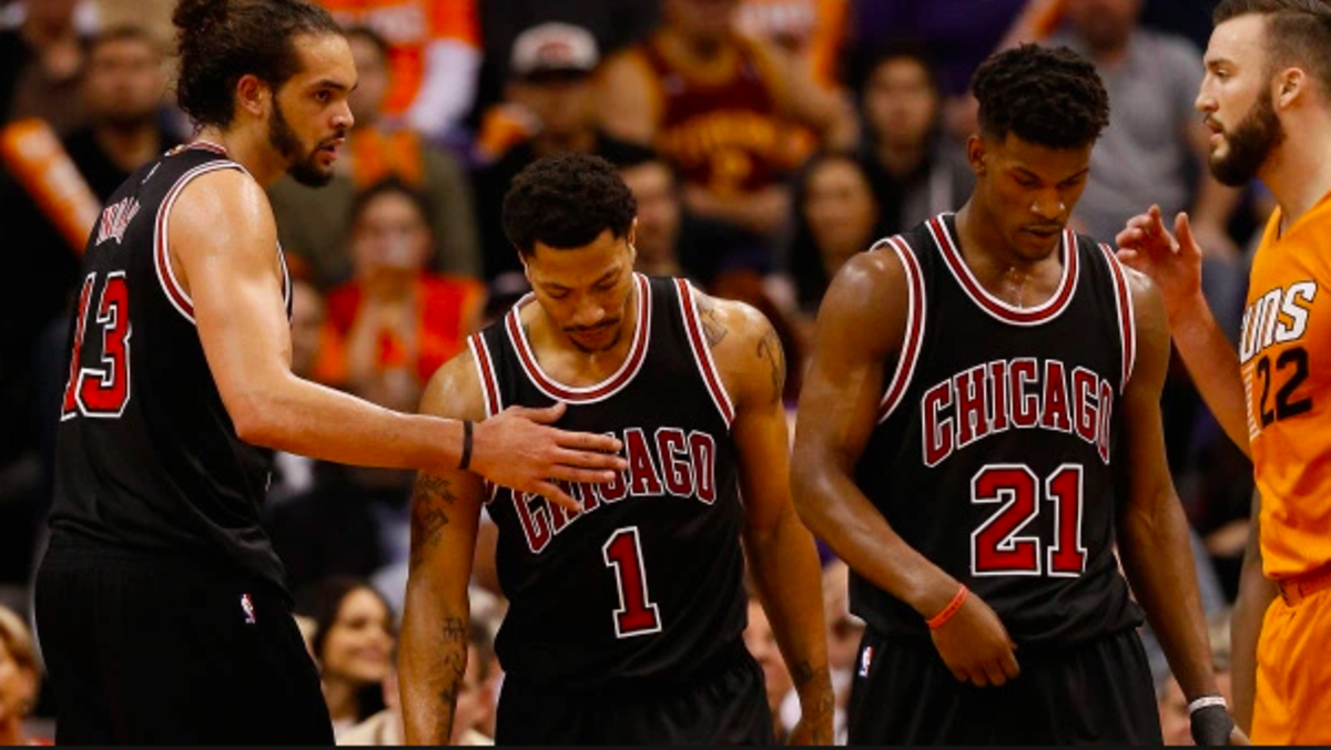Chicago Bulls and the Future: Draft, Free Agency, and
