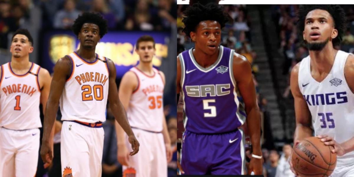 NBA Teams on the Rise: Phoenix Suns and Sacramento Kings