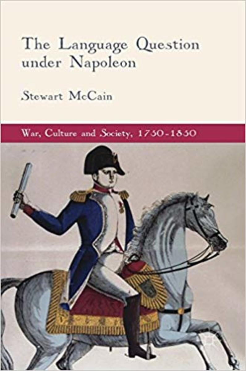 Review of The Language Question under Napoleon by Stewart McCain
