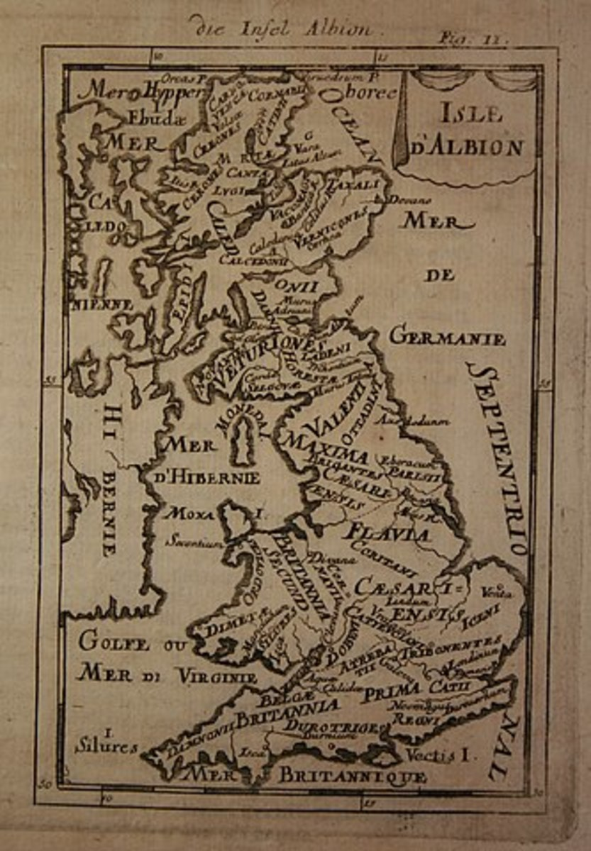 The Roman Invasion of Britannia  (History ~ in a Nutshell)