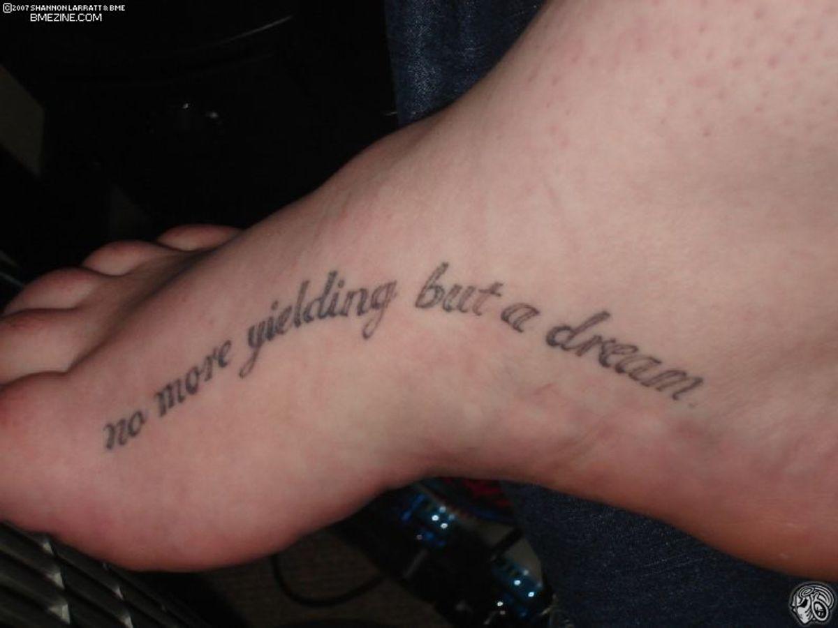 idei-dlya-tatuirovok - Идеи татуировки: слова и изречения И. -  - фото