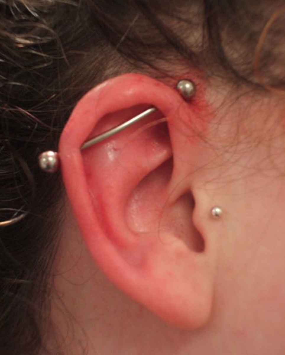 A Guide to Different Ear Piercing Types and Their Positions | TatRing